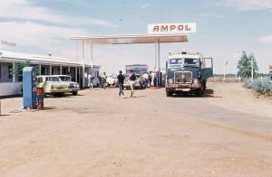 The Overlander Roadhouse in 1967